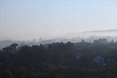 Brzozów misty morning IMG_3535 bb (david.neville2776) Tags: brzozów sunrise mist
