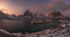 Reine, Lofoten (Toni_pb) Tags: lofoten reine norway landscape nikon d810 norge panoramic pano nature