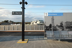 Platform 1 (martyr_67) Tags: skyrail murrumbeena lxra level crossing removal