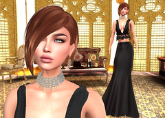 LuceMia - Swank Event (2018 SAFAS AWARD WINNER - Favorite Blogger - MISS ) Tags: swankevent deboutique charme luminesse dress black lace red maxmara hair sarah jewelry roimita mochan sl secondlife mesh fashion creations blog beauty hud colors models lucemia