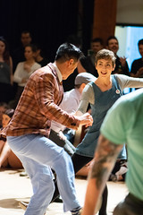 Plaid jacket (quinet) Tags: 2018 canada lindybout lindyhop swing tanz vancouver xii dance danse jazz britishcolumbia 124