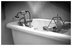 At home (Tony Roman Photography) Tags: 50mm om2n ferrania blackandwhite p30 film homeprocessed