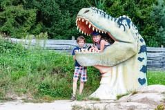 _DSC1374.jpg (Kaminscy) Tags: dinosaurpark dinosaur roztocze head krasnobrod europe kids poland krasnobród lubelskie pl