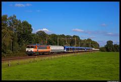 Railexperts 9901, Bathmen 23-09-2017 (Henk Zwoferink) Tags: railadventure radve rxp railexperts alstom alsthom 9901 sng sprinter nieuwe generatie ns nsr reizigers henk zwoferink 2701 2301