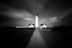 Hirtshals Fyr (kuestenkind) Tags: hirtshals dänemark langzeitbelichtung leuchtturm fyr lighthouse denmark danmark longexposure blackwhite blackandwhite schwarzweis