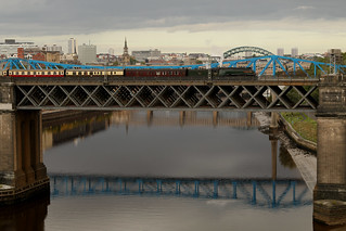 Number 9 Above The Tyne