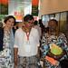 Kathy Lopez, Charlotte Sanginga and Toyin Oke