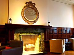 62 Castle Street Hotel, Liverpool, England (teresue) Tags: 2017 uk unitedkingdom greatbritain england merseyside liverpool castlestreet 62castlestreethotel fireplace hotel