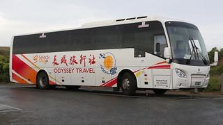 Odyssey Travel ~ SCANIA