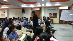 20160928_160517 (D Hari Babu Digital Marketing Trainer) Tags: iimc hyderabad digital marketing seminar