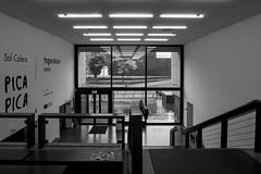 From inside to outside (Arnd Gräfe) Tags: kunstverein treppenhaus ausgang düsseldorf grabbeplatz kunstvereinfürdierheinlandeundwestfalen eingang