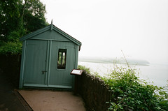 Writing Shed (Bsivad) Tags: wales swansea laugharne dylanthomas