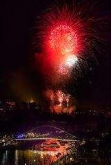 Horripilado (dnieper) Tags: fuegosartificiales suartificiala fireworks fiestas puentedecalatrava pasarelazubizuri torredelabasílicadebegoña ríonervión ríadebilbao bilbao astenagusia2018