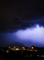 summer rainstorm (Franco-Iannello) Tags: rainstorm city summer