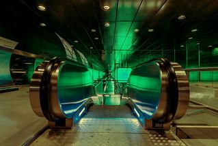 This way to Platform 9 3/4...