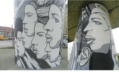 bier&brood2 ROAR (JoséDay) Tags: roar rotterdamartride artride streetart graffitiproject rotterdam dutchgraffiti bierbrood bierenbrood tussenrijnhaven enmaashaven rijnenmaashaven havenproject zuilen viaduct straat cars city nederland