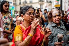 Fête de Ganesh (dprezat) Tags: paris lachapelle gouttedor 2018 ganesh ganesha गणेश inde india hindou hindu religion dieu elephant shiva parvati temple karma communauté procession défilé fête portrait people nikond800 nikon d800