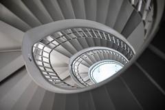 spiralakademie (dadiolli) Tags: stairs treppe staircase treppenhaus spiralstaircase adbk kunstakademie akademiederbildendenkünste munich münchen germany