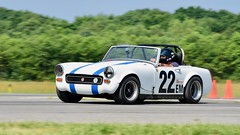 Monster MG with unnatural power (R.A. Killmer) Tags: cone killer classic 13 2018 race racer fast quick central pa airport midstate scca competition modified horsepower