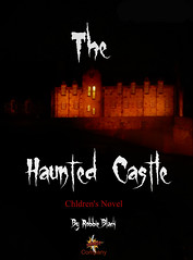 The Haunted Castle (Clare-White) Tags: book cover bookcover dark castle black light aawchallenge childresbookcover edinburgh bestofweek1