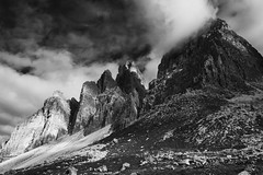 Post-039-180707_008 (jacopo.clocchiatti) Tags: 2018 cadore dolomites dolomiti dreizinnen hiking italy landscape lavaredo montagna mountain orizzontal orizzontale paesaggio travel trecime trekking
