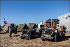 Camp militaire (didier_chantal49) Tags: armée drapeau jeep militaire soldat tente cholet maineetloire france fr