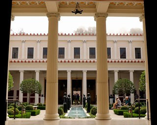 The Getty Villa ~ Malibu