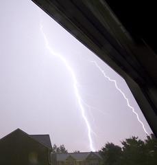 Lightning-20180918-3 (JPWillinghan) Tags: lightning florence storm
