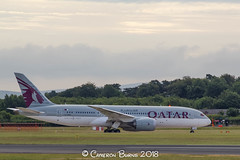 Qatar Airways A7-BDD B787-8 Dreamliner (IMG_9085) (Cameron Burns) Tags: qatarairways qatar airways qr a7bdd boeing boeing787 boeing7878 boeing788 boeing787dreamliner boeing7878dreamliner b787 b788 b7878 dreamliner doh doha red wine burgundy grey manchester airport manchesterairport man egcc ringway viewing park airfield aviation aerospace airliner aeroplane aircraft airplane plane canoneos550d canoneos eos550d canon550d canon eos 550d uk united kingdom unitedkingdom gb greatbritain great britain europe action