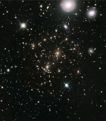 Hubble Goes Wide to Seek Out Far-Flung Galaxies (NASA's Marshall Space Flight Center) Tags: nasa marshall space flight center msfc goddard gsfc hubble telescope solar system beyond esa european agency universe astronomy galaxy galaxies galactic cluster buffalo abell370