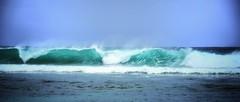 Urkraft.... (D.Purkhart) Tags: ocean indischerozean mauritius maurices islemauritius wellen landscapephotography