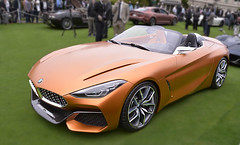 BMW  Concept Z4 (Steve Corey) Tags: bmwconceptz4 pebble beach concours delegance 2017 sportcar thelodge puttinggreen show auto car conceptcar paint wheels trim stevecorey