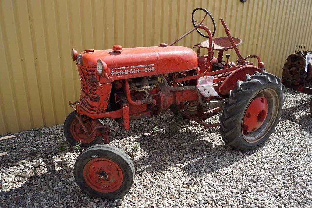 Dating Farmall traktorer