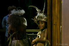 Young Milne Bay Dancers 7383 (Ursula in Aus (Resting - Away)) Tags: jimclinephototour milnebay png papuanewguinea tawali