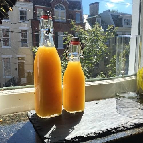Pineapple-Mango-Fatalii Hot Sauce