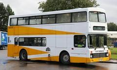 E & M Horsburgh, Pumpherston, Livingston  M317 DGP on West Lothian schools services. (Gobbiner) Tags: ncme emhorsburgh olympian vn317 stagecoachfife m317dgp selkent volvo livingston westlothian 16417 northerncounties pumpherston