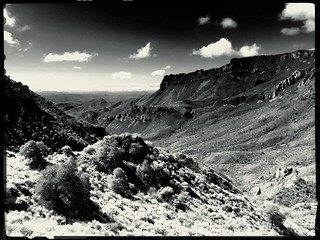 Lost Mine Trail, Big Bend National Park