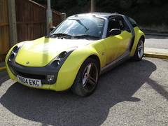 Smart Car Roadster (Ian Press Photography) Tags: car cars ipswich smart roadster