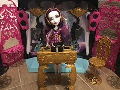 DJ (Himawari Hime) Tags: monster high monsterhigh doll collections collection spectra vondergeist 13 wishes 13wishes spectravondergeist spectravondergeist13wishes