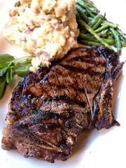 (LaTur) Tags: steak foodie beef peta meat eater foodporn