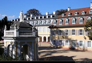 Kuranalage Wilhelmsbad, Hanau, Germany