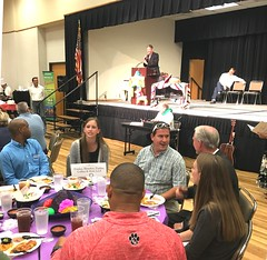 "Grapevine-Colleyville Education Foundation New Educators Luncheon 2018 • <a style=""font-size:0.8em;"" href=""http://www.flickr.com/photos/159940292@N02/30846937948/"" target=""_blank"">View on Flickr</a>"