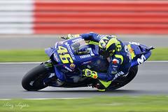#46 Valentino Rossi (FocusedWright) Tags: bike bikes motorbike motorcycle motorcycles race racing uk england 2018 track tracks circuit silverstone motogp 46 vr46 vale valentinorossi yamaha