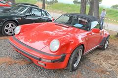 Porsche 911 Speedster (benoits15) Tags: porsche speedster cabriolet convertible spider roadster german red castellet paul ricard 911