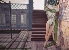 Style - Choose Redemption (Alicia Chenaux - Ch'Know Blogs) Tags: secondlife secondlifebloggers secondlifeblog secondlifefashionbloggers secondlifefashion boobs secondlifefashionistas secondlifefashionblog secondlifeevents secondlifegacha secondlifeclothes secondlifeclothing secondlifewomen secondlifewhimsical whimsical momochuu exile exilehair collabor88 virtualworld virtualwomen virtualfashion fashion fashionblogger fashionistas