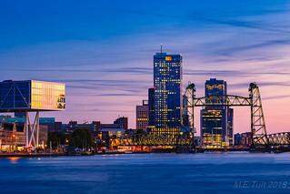 Twilight @ Rotterdam