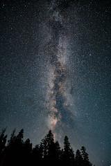 Midnight at Lake Tahoe (mostofa.nahian) Tags: milky way california galaxy stars night