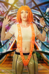 Leeloo by Ali Williams Onlyalicat cosplay (Manny Llanura) Tags: leeloo dallas cosplay the fifth element ali williams onlyalicat manny llanura photography