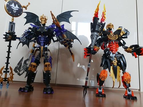 Overlord makuta, g2 makuta - a photo on Flickriver