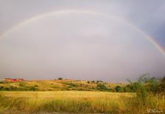 Catch The Rainbow (M Malinov) Tags: rainbow colors colorful view beautiful beauty landscape rain bulgaria българия дъга nature